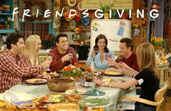 Celebrate FRIENDS 25th with Friendsgiving @ WB Studio Tour Hollywood this November