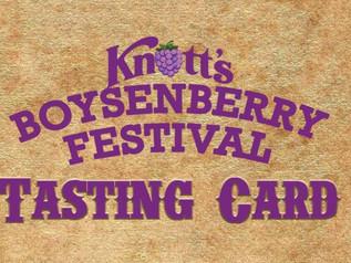 2020 Boysenberry Festival Offerings