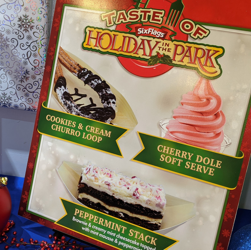 Taste of Holiday in the Park