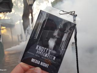 Knott's Scary Farm - Opening Weekend