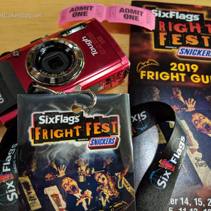 Fright Fest 2019 - Scary Fun at Magic Mountain