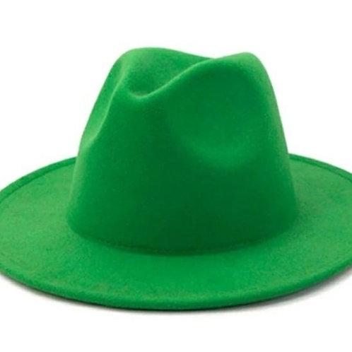 Green Fedoras