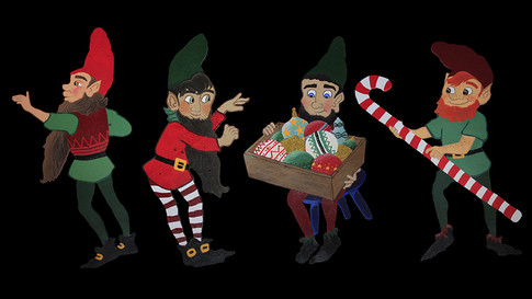 Christmas Elves Commission