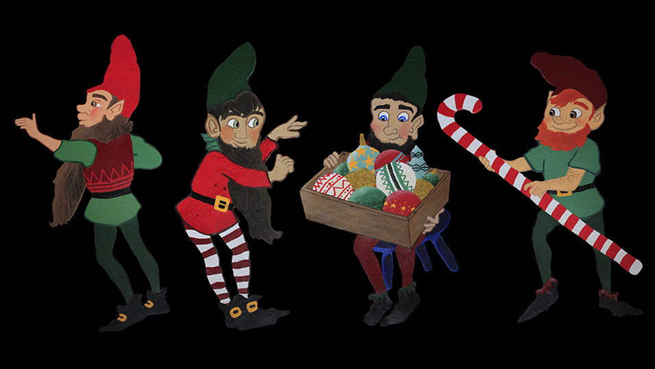 Christmas Elves Commission
