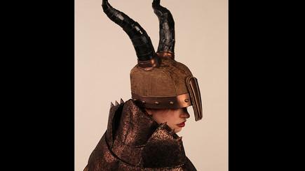 'Viking' Inspired Costume