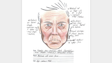 SDS Old Age Face Chart