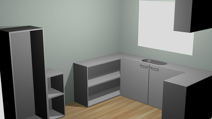 Hire a Hubby Kitchen Render