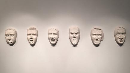 Major Work Clay Sculptures