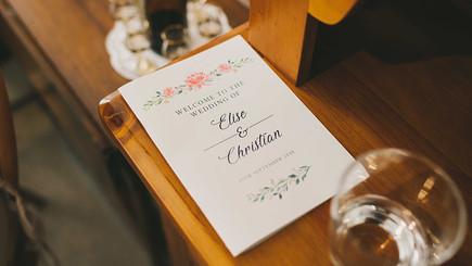Romantic Wedding Package