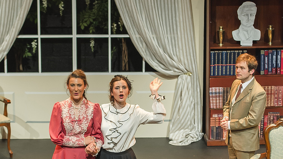 'The Importance Of Being Earnest' Production Design
