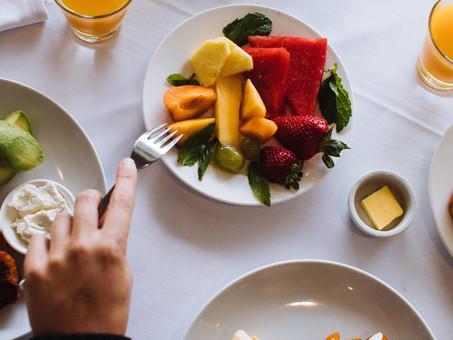 Menú ONTAP: nuevos aperitivos, platos principales y postres