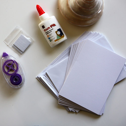 Card Making Kit Basics Refill Upgrade pack