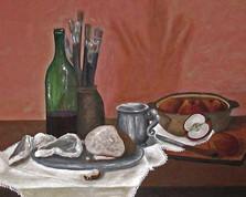 Artist's Breakfast
