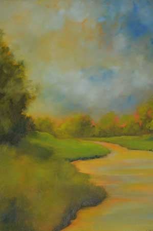 Mill Creek Sunset