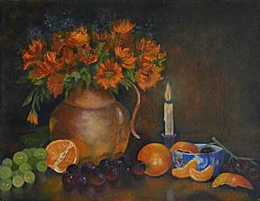 Mums & Oranges