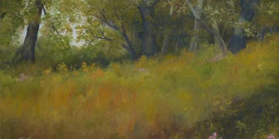 Paint a Spring Landscape