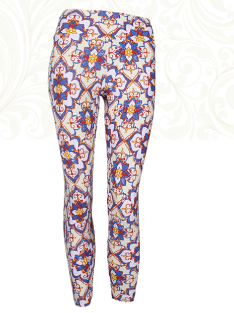 Liquido : Pattern legging Liberty