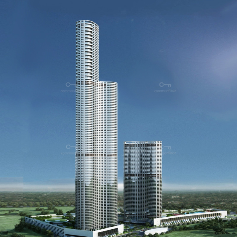 Lodha World One