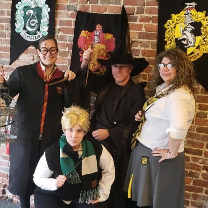 The Crew - Harry Potter