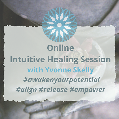 Intuitive Healing with Yvonne Skelly