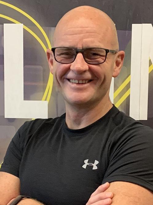 Personal Training with Award Winning Fitness Coach Donald Vinnicombe