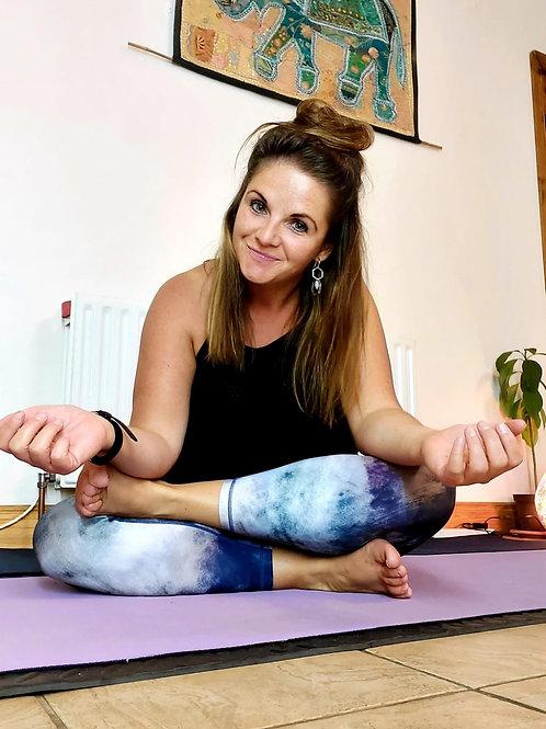 Yoga with Dani Five Class Pass (multiple class options)