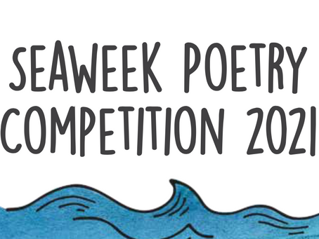 Write a Sparkling Seaweek Acrostic!