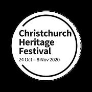 Christchurch Heritage Festival 2020 badg