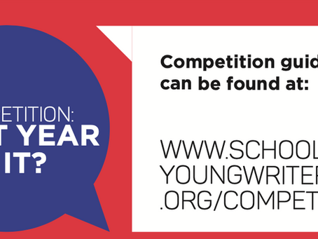 What Year is It? Writing Competition