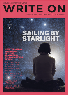 Issue 56: Out of this World