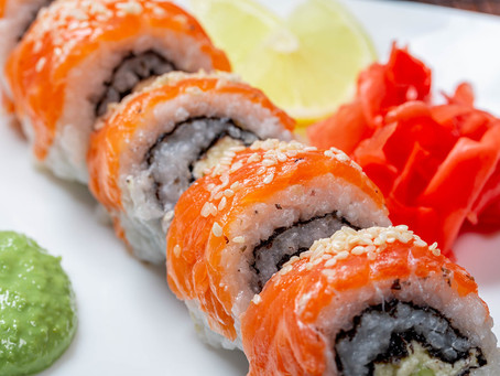 Sushi- an obsession