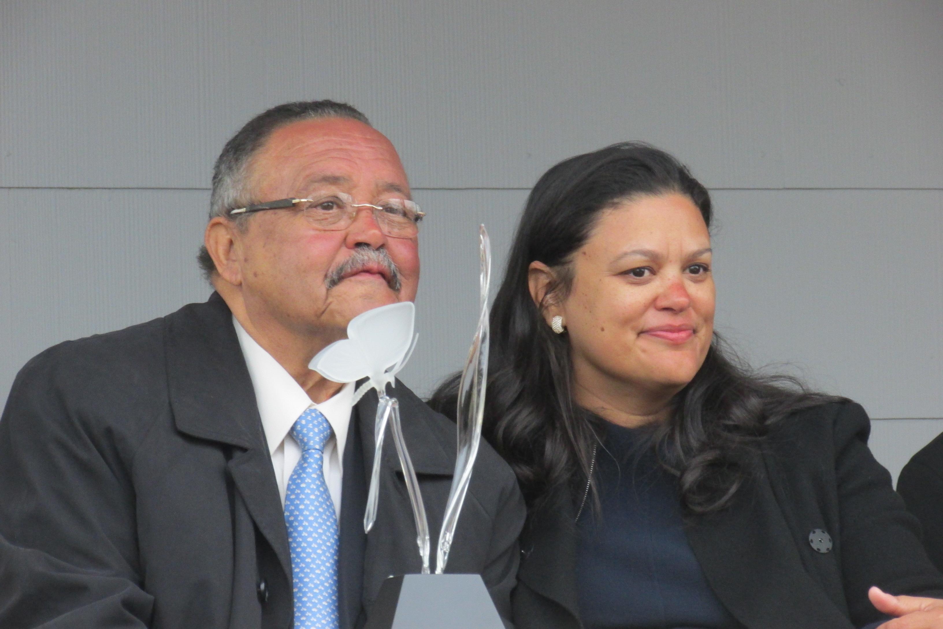 Atlanta Public Schools' Superintendent Dr. Meria J. Carstarphen Honored  with The Sullivan and Richie Jean Sherrod Jackson Foundation Phoenix Award.