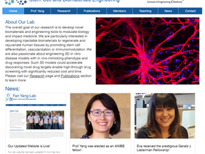 The Beta Version of The New Lab Website is Live!