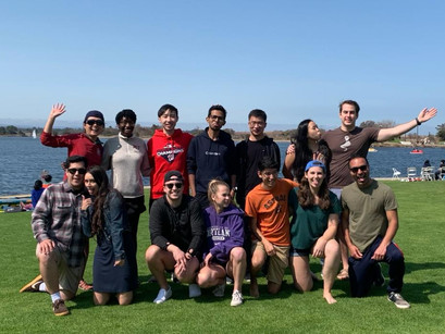 Fan Yang Group Lab Outing!