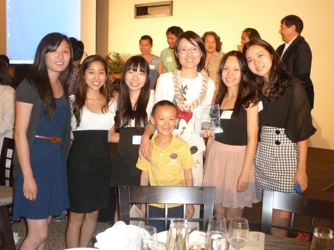 2013 05 Fan Asian Faculty Award Ceremony