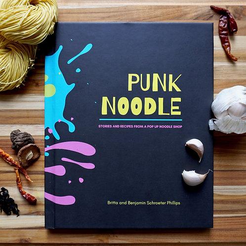 Punk Noodle Cookbook