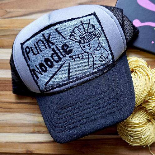Hand Printed PN Trucker Hat