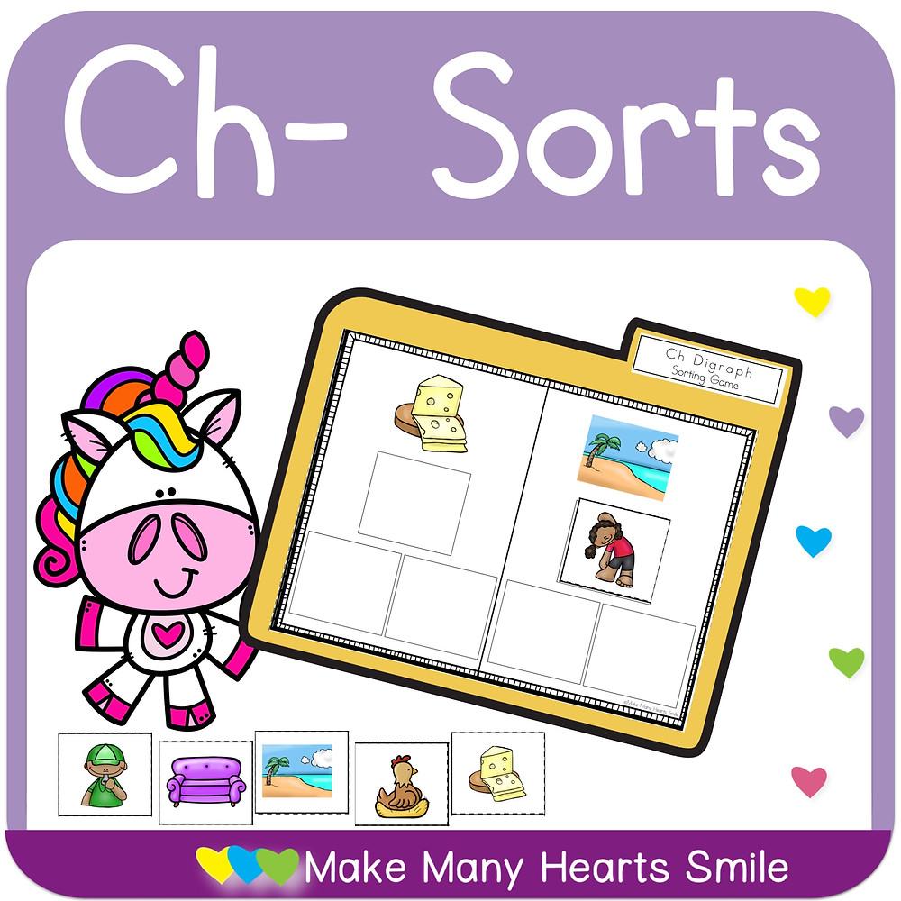 Ch Sorting Kit