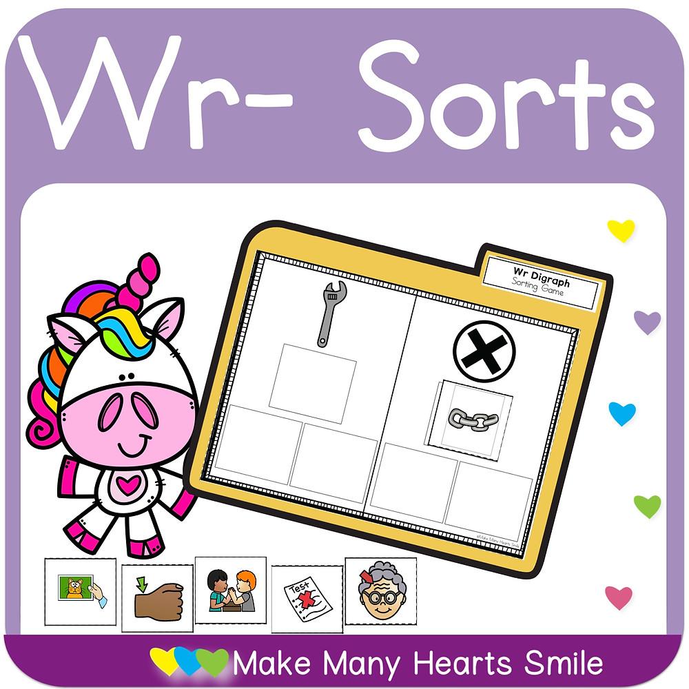 Wr Sorting Kit