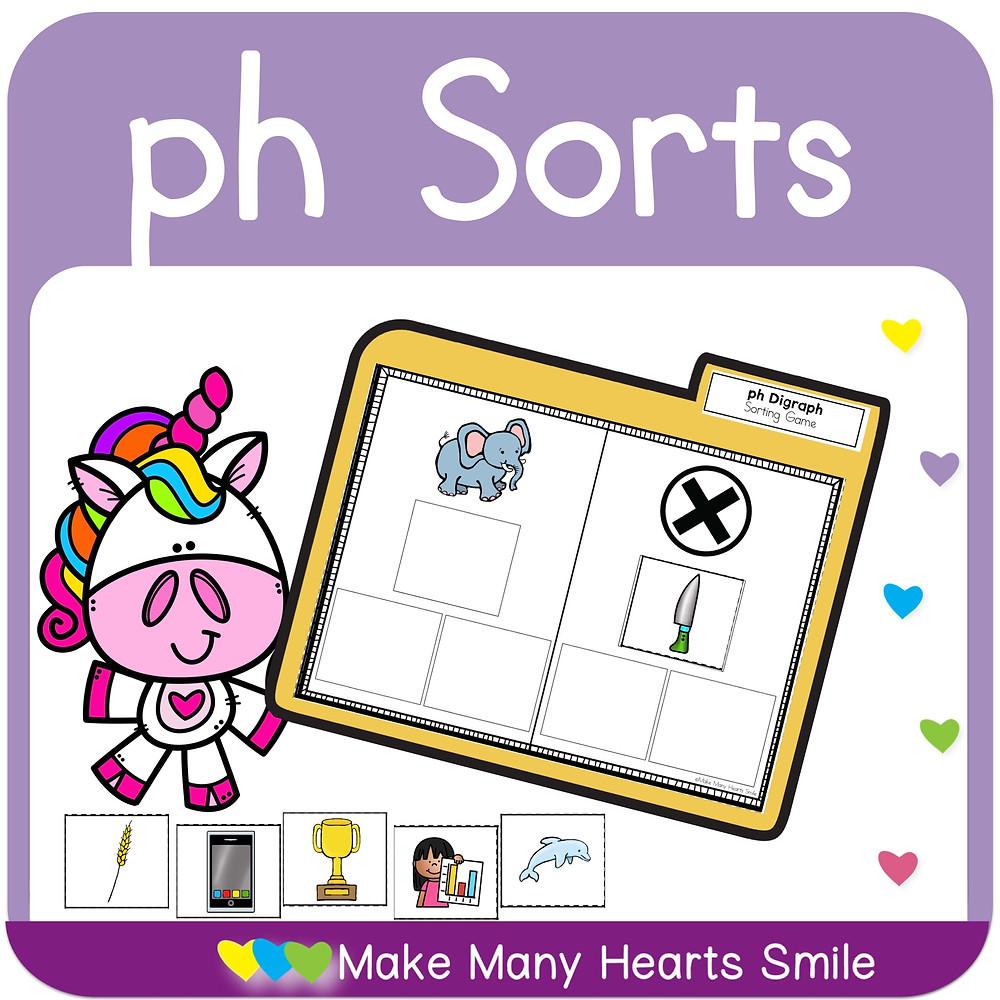 Ph Sorting Kit