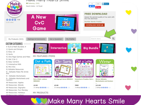 An Easy Way to Search Make Many Hearts Smile