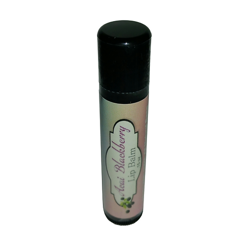 Acai Blackberry Lip Balm