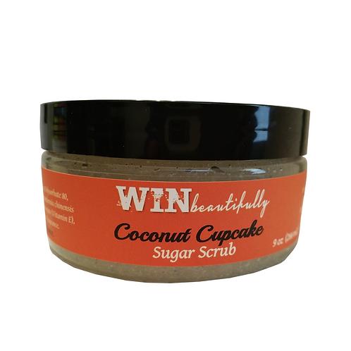 Coconut Cupcake Sugar Scrub