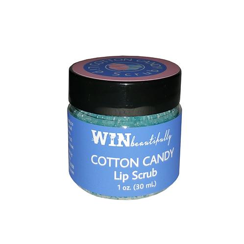 Cotton Candy Lip Scrub