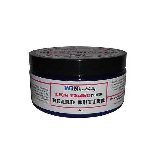 Lion Tamer Premium Beard Butter