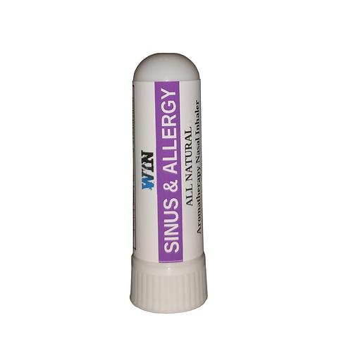 Sinus & Allergy Nasal Inhaler