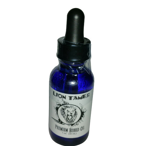 Lion Tamer Premium Beard Oil