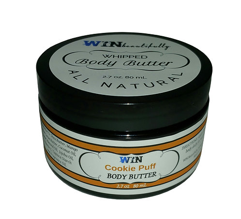 Cookie Puff Body Butter