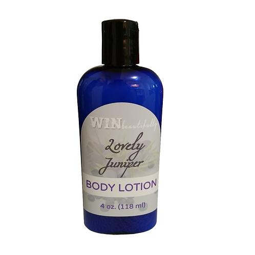 Lovely Juniper Body Lotion