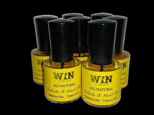 All Natural Cuticle & Nail Oil